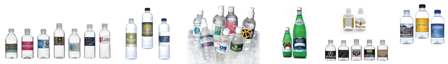 custom labeled bottled water, custom labeled sport bottled water, sparkling water, purified water, bottled spring water