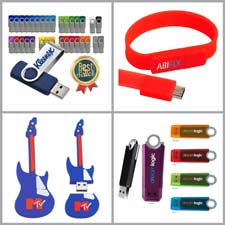 USB drives, flash drives, portable drives, many capacities
