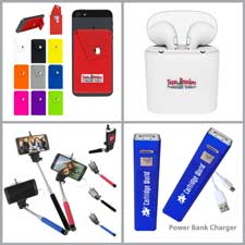 Cell pone accessories, phone chargers, phone wallets